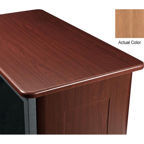 "Middle Atlantic Wood Top and 2 Side Panels Kit for Slim 5-Series Equipment Rack (43 RU, 26"", Fenelon)"