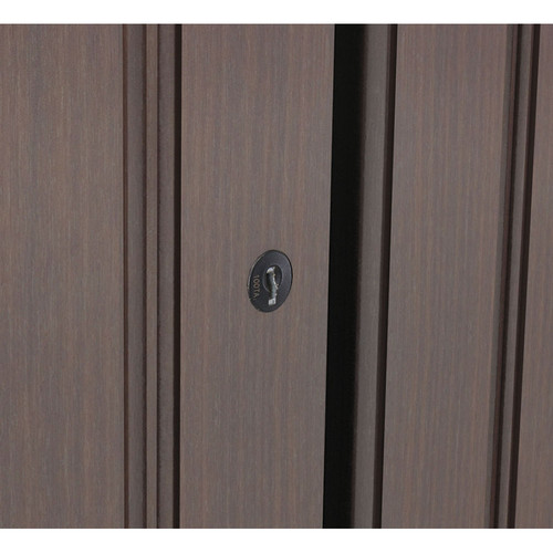 Middle Atlantic Lock Accessory for the C5 Series Credenza (Black)