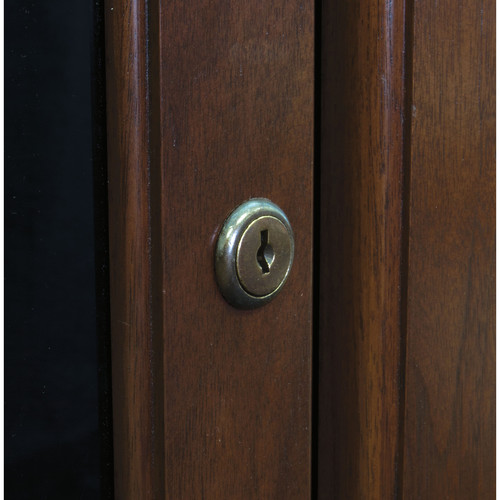Middle Atlantic Lock Accessory for the C5 Series Credenza (Classic Bronze)