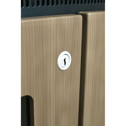 Middle Atlantic Lock Accessory for the C5 Series Credenza (White)