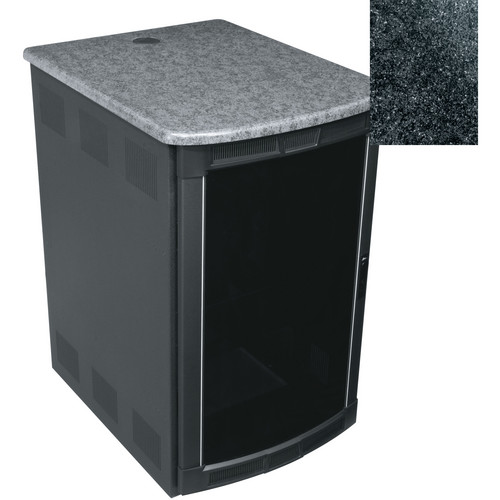Middle Atlantic BGR-19SA27MDK Presentation Enclosure System (Darkstone)
