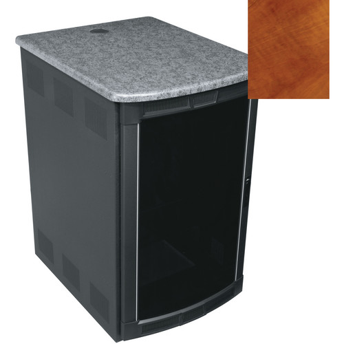 Middle Atlantic BGR-25SA27MDK Presentation Enclosure System (Aged Cherry)