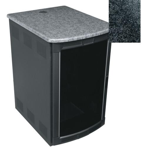 Middle Atlantic BGR-25SA27MDK Presentation Enclosure System (Darkstone)