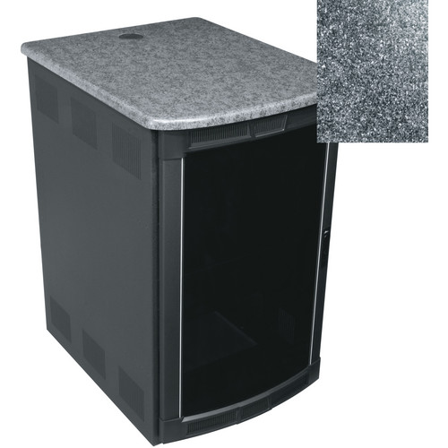 Middle Atlantic BGR-25SA27MDK Presentation Enclosure System (Greystone)