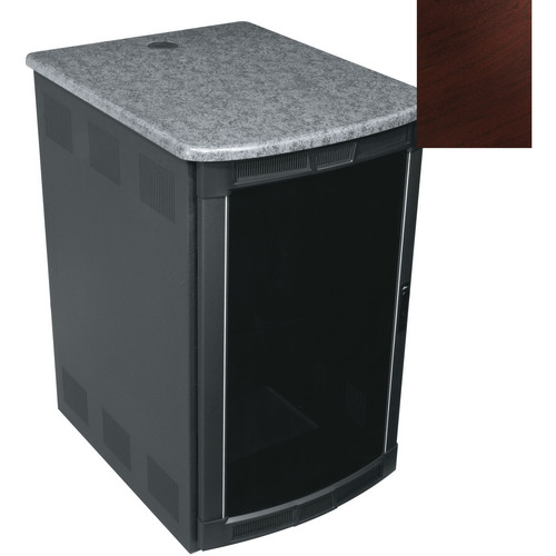Middle Atlantic BGR-25SA32MDK Presentation Enclosure System (Dark Cherry)