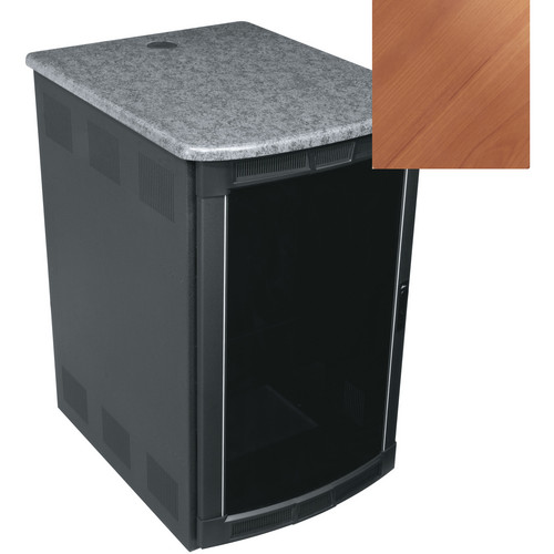 Middle Atlantic BGR-25SA32MDK Presentation Enclosure System (Honey Maple)