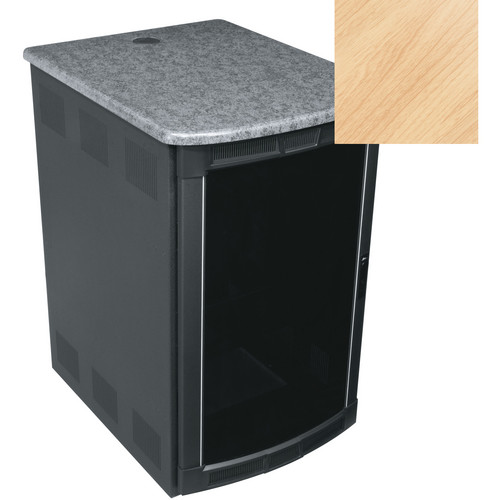 Middle Atlantic BGR-25SA32MDK Presentation Enclosure System (Maple)