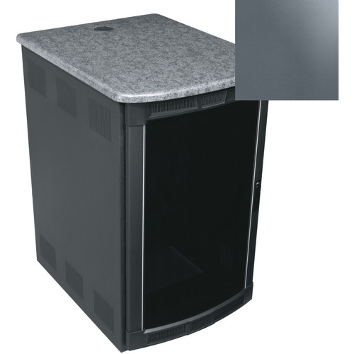Middle Atlantic BGR-25SA32MDK Presentation Enclosure System (Shark Grey)