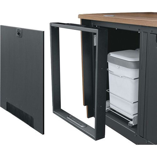 "Middle Atlantic 3"" Rear Door Extension Kit for C5 Series Credenza Racks"
