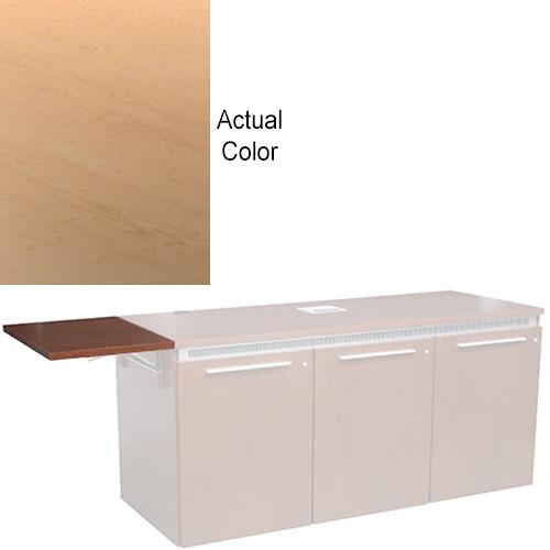 "Middle Atlantic 22"" Deep C5 Flip Shelf,HPL (Limber Maple)"