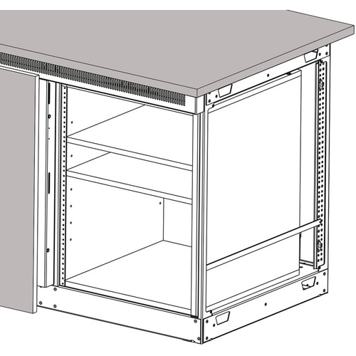 Middle Atlantic C5-SH-SYS27 Shelf System Insert