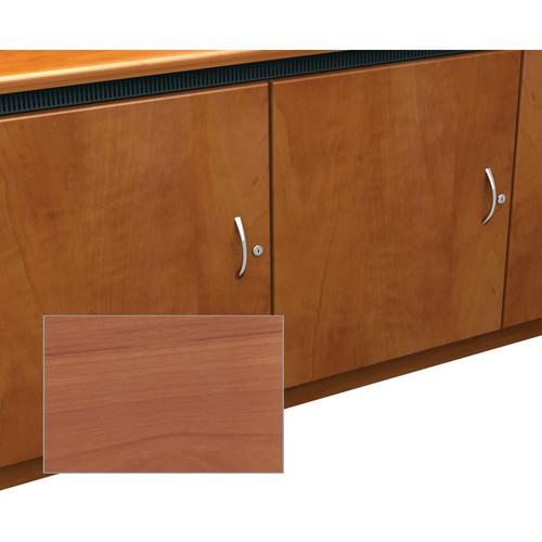 Middle Atlantic Traditional-Style Finishing Kit for 1-Bay Credenza Rack (Honey Maple)
