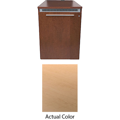 Middle Atlantic High-Pressure Laminate Wood Kit for C5-FF27-1 Credenza Frame (Limber Maple)