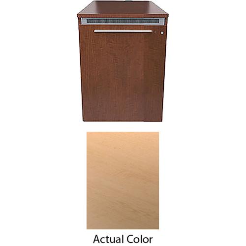 Middle Atlantic High-Pressure Laminate Wood Kit for C5-FF27-1 Credenza Frame (Limber Maple)