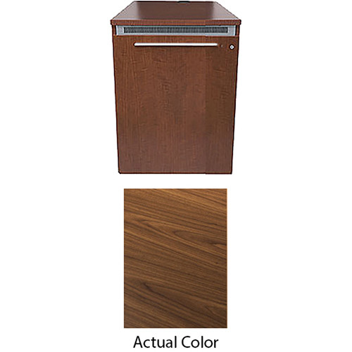 Middle Atlantic High-Pressure Laminate Wood Kit for C5-FF27-1 Credenza Frame (Montana Walnut)