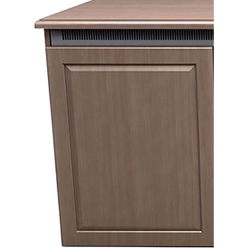 """Middle Atlantic C5 1-Bay Klasik Veneer Wood Kit (31 x 32"""")"""