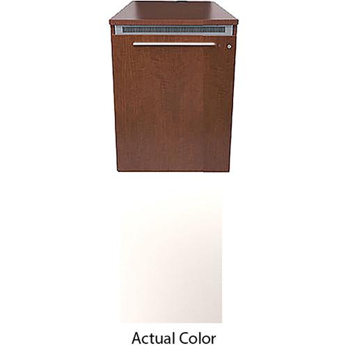 Middle Atlantic High-Pressure Laminate Wood Kit for C5-FF31-1 Credenza Frame (Brite White)