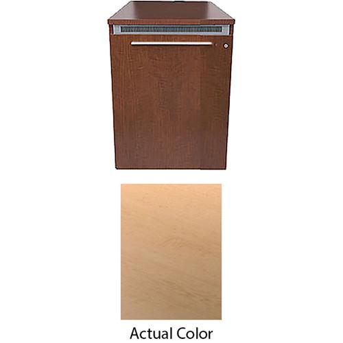 Middle Atlantic High-Pressure Laminate Wood Kit for C5-FF31-1 Credenza Frame (Limber Maple)