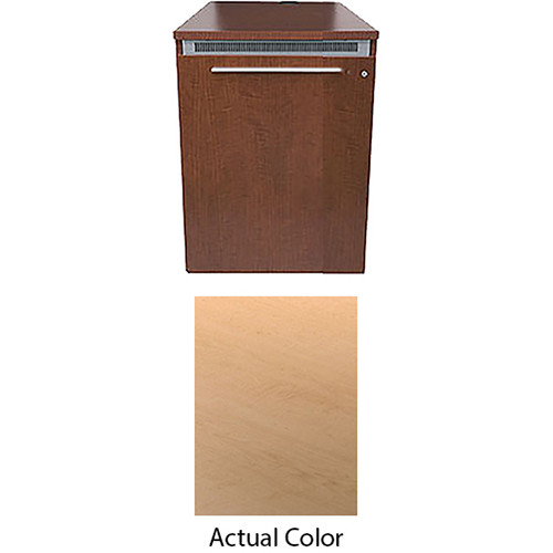 Middle Atlantic High-Pressure Laminate Wood Kit for C5-FF31-1 Credenza Frame (Limber Maple)