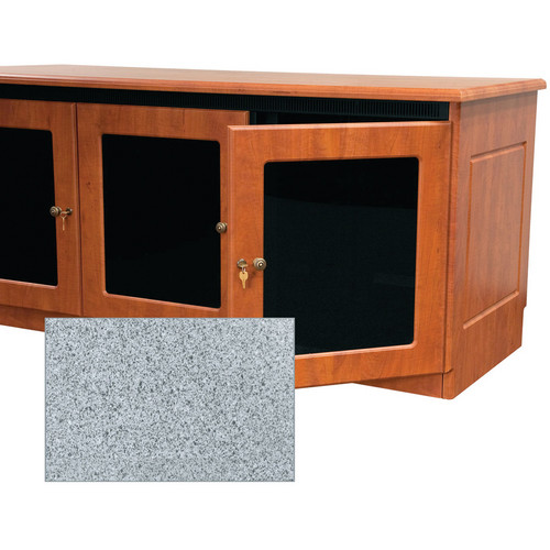 Middle Atlantic Traditional-Style Finishing Kit for 2-Bay Credenza Rack (Pepperstone)