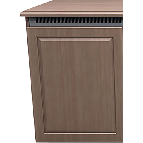 "Middle Atlantic C5 2-Bay Klasik Thermolaminate Wood Kit (27 x 32"")"