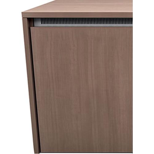 "Middle Atlantic C5 2-Bay Moderno HPL Wood Kit (27 x 32"")"