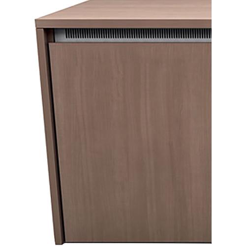 """Middle Atlantic C5 2-Bay Moderno Veneer Wood Kit (27 x 32"""")"""