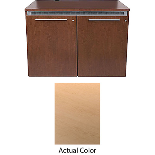 Middle Atlantic High-Pressure Laminate Wood Kit for C5-FF27-2 Credenza Frame (Limber Maple)