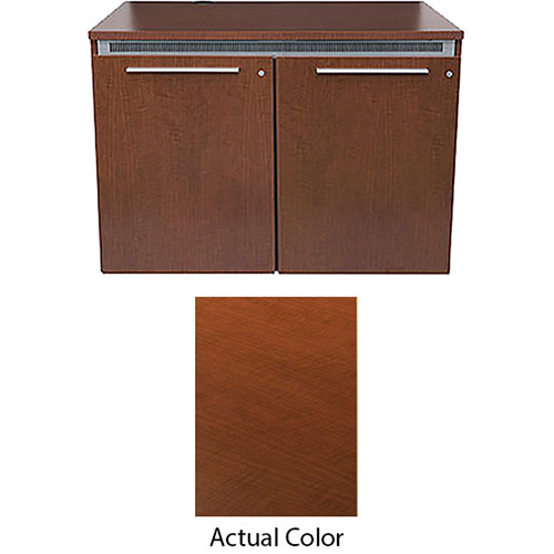 Middle Atlantic High-Pressure Laminate Wood Kit for C5-FF27-2 Credenza Frame (Versailles Anigre)