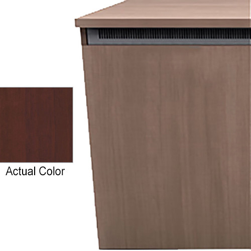 "Middle Atlantic Wood Kit with Locks & Handles for C5-FF27-2 C5-Series 2-Bay 27""-Deep Credenza Frame (Napa Thermolaminate Finish)"