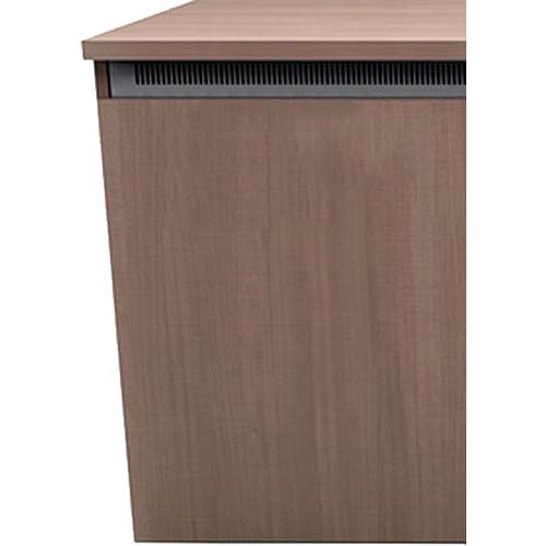 "Middle Atlantic C5 2-Bay Sota Veneer Wood Kit (27 x 32"")"