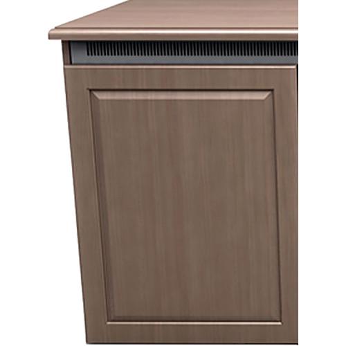 "Middle Atlantic C5 2-Bay Klasik Thermolaminate Wood Kit (31 x 32"")"