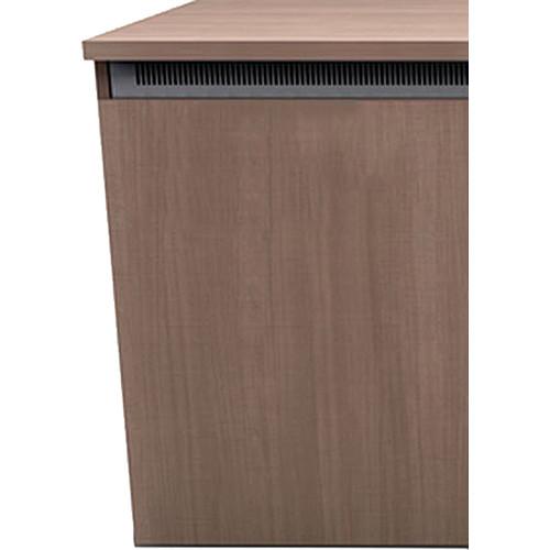 "Middle Atlantic C5 2-Bay Sota Thermolaminate Wood Kit (31 x 32"")"