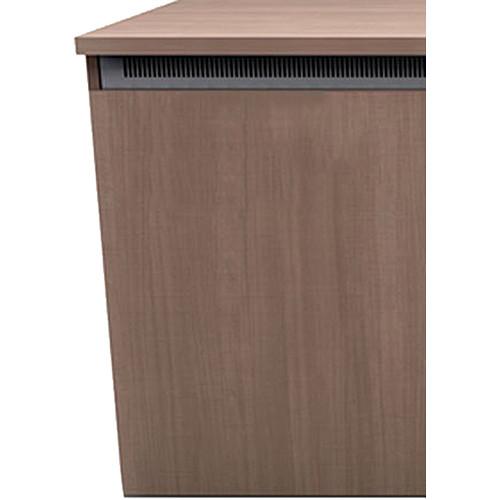 "Middle Atlantic C5 2-Bay Sota Veneer Wood Kit (31 x 32"")"