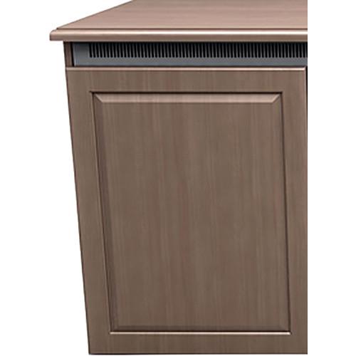 "Middle Atlantic C5 3-Bay Klasik Thermolaminate Wood Kit (27 x 32"")"
