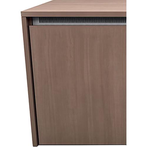 """Middle Atlantic C5 3-Bay Moderno Veneer Wood Kit (27 x 32"""")"""