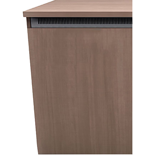 "Middle Atlantic C5 3-Bay Sota HPL Wood Kit (27 x 32"")"