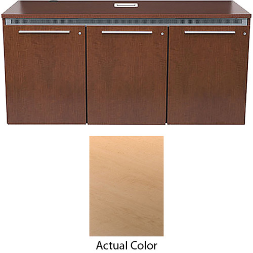 Middle Atlantic High-Pressure Laminate Wood Kit for C5-FF27-3 Credenza Frame (Limber Maple)