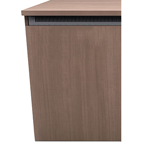 "Middle Atlantic C5 3-Bay Sota Thermolaminate Wood Kit (27 x 32"")"