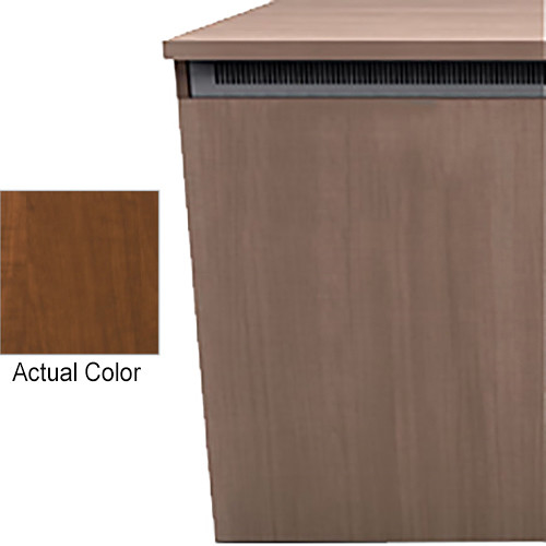 "Middle Atlantic Wood Kit with Locks & Handles for C5-FF27-3 C5-Series 3-Bay 27""-Deep Credenza Frame (Auburn Stream Thermolaminate Finish)"
