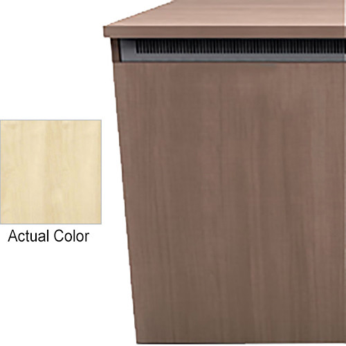 """Middle Atlantic Wood Kit with Locks & Handles for C5-FF27-3 C5-Series 3-Bay 27""""-Deep Credenza Frame (Native Maple Thermolaminate Finish)"""