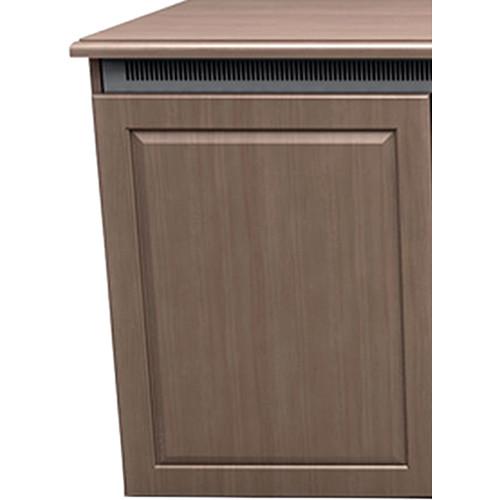 "Middle Atlantic C5 3-Bay Klasik Thermolaminate Wood Kit (31 x 32"")"