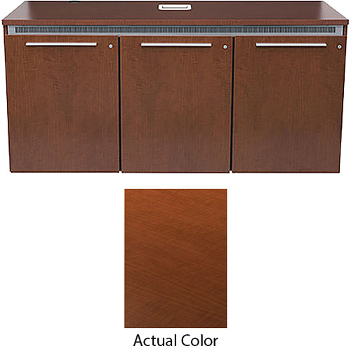 Middle Atlantic High-Pressure Laminate Wood Kit for C5-FF31-3 Credenza Frame (Versailles Anigre)