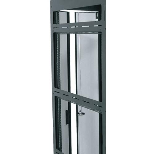 Middle Atlantic CLVRD-WMRK-24 Split Perf Rear Door for WMRK Series Multi-Vendor Server Enclosures