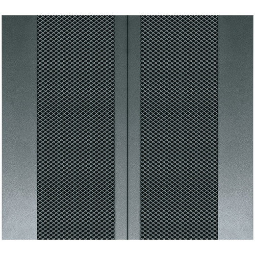 Middle Atlantic CLVRD-WMRK-24LH Rear Door with Split Perforation