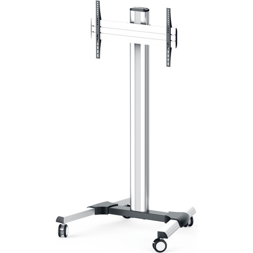 Middle Atlantic DisplayStation Series Cart with Casters (600 VESA)