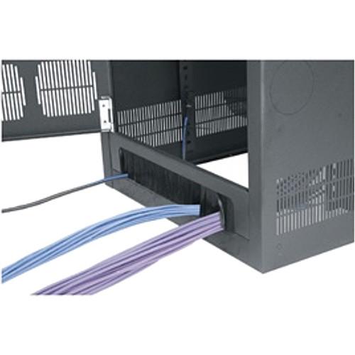 Middle Atlantic Cable-Entry Rear Door for ERK Equipment Rack (21 RU)