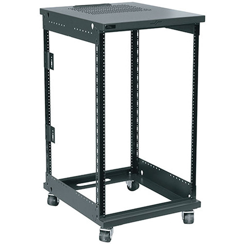 Middle Atlantic Essex Series QAR-21-24 Quick Assembly 21-Unit Rack