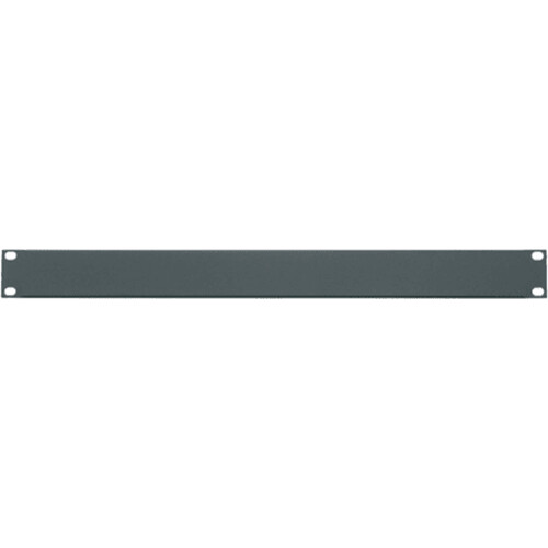 Middle Atlantic Flanged Blank Panel - 1 Unit Space