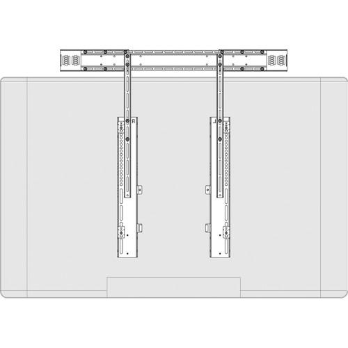 Middle Atlantic FlexView FVS-SBBU Soundbar Attachment Bracket (Black)
